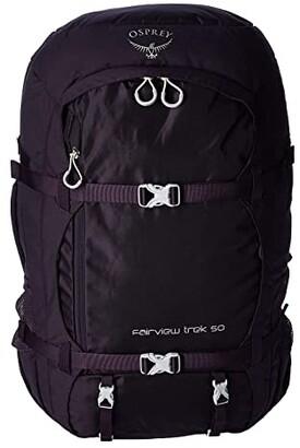 Osprey 50 L Fairview Trek (Charcoal Grey) Backpack Bags