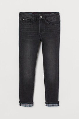H&M Brushed Skinny Fit Jeans