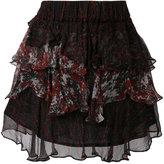 IRO Loey skirt - women - Cotton/Viscose - 36
