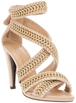 Lara Bohinc 'Artemisia' chainmail sandal
