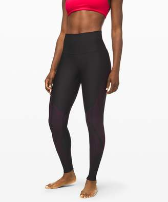 """Lululemon Mapped Out High-Rise Tight 28"""""""