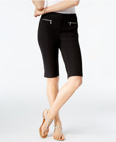 INC International Concepts Curvy Bermuda Shorts, Only at Macy's