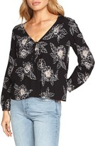 Amuse Society Women's Bleeker Blouse