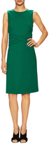 Diane von Furstenberg Evita Seamed Bodice Sheath Dress