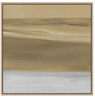 Pottery Barn Quiet Sands 2 Canvas