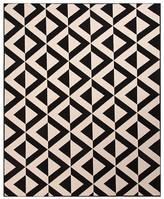 """Jaipur Patio Area Rug - Graphic, 2' x 3'7"""""""