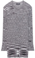Ellery Barbie Space-dyed Ribbed Sweater