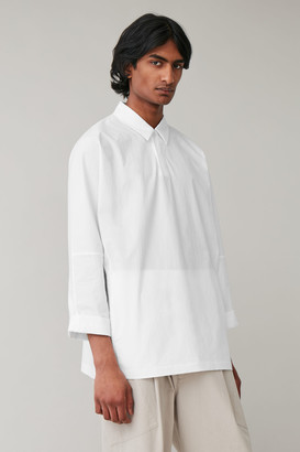 Cos Oversized Polo Shirt