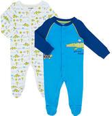 Babies 'R' Us Babies R Us Boys 2 Pack Sleep And Play - Preemie