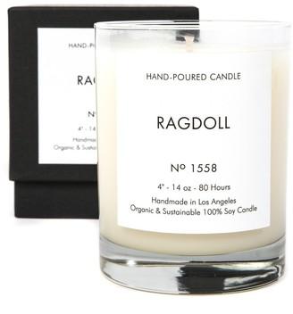 Ragdoll LA HAND-POURED CANDLE No 1558