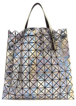 Bao Bao Issey Miyake Reflection Large Metallic Tote Bag - Womens - Gold Multi