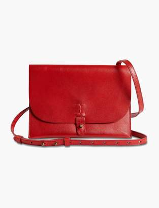 Lucky Brand The Point Leather Crossbody