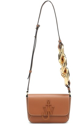 J.W.Anderson Anchor Chain leather shoulder bag