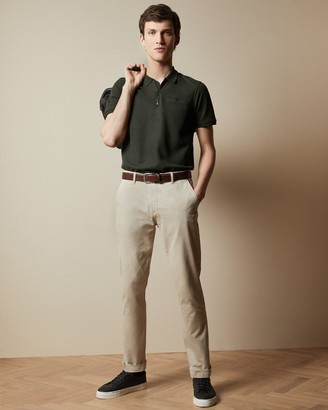 Ted Baker GLOSS Cotton slim fit chinos