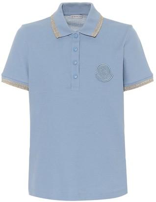 Moncler Cotton piquA polo shirt