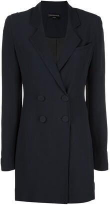 Kiki de Montparnasse tuxedo mini dress