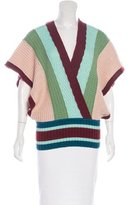 Missoni Wool & Mohair-Blend Top w/ Tags