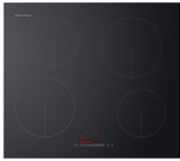 Fisher & Paykel CI604CTB1 Induction Hob, Black