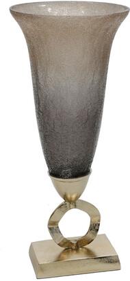 Sagebrook Home Glass Vase