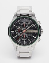 Armani Exchange Stainless Steel Watch Ax2163 - Silver