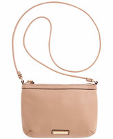 Calvin Klein Pebble Leather Crossbody