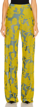 Jil Sander Palazzo Pant in Open Miscellaneous | FWRD