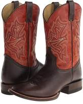 "Stetson 11"" Shaft Double Welt Wide Square Toe Boot"