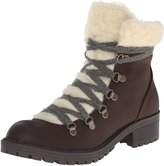 Madden-Girl Bunt Women US 8 Brown Ankle Boot