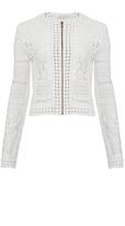 Diane von Furstenberg Arlette Lace Jacket