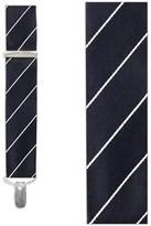 The Tie Bar Pencil Pinstripe