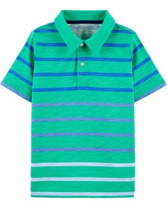 Osh Kosh OshKosh Boys' Little Short-Sleeve Polo
