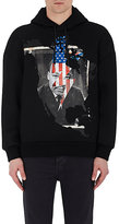 Neil Barrett Men's Graphic-Print Hoodie