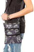 Le Sport Sac The Steampunk Kasey Bag in Skull Print