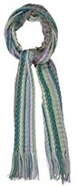 Missoni Striped Fringe Scarf