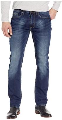 Buffalo David Bitton Ash X Slim Fit Jeans in Authentic Worn (Authentic & Worn) Men's Jeans