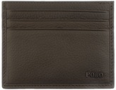 Ralph Lauren Leather Card Holder Green