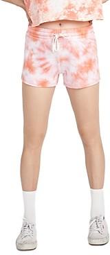 Alternative Tie Dyed Cozy Shorts