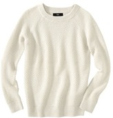 Mossimo® Womens Long Sleeve Crew Lurex Sweater - Assorted Colors