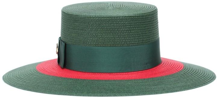 b154f31a284b3 Gucci Straw Hat - ShopStyle