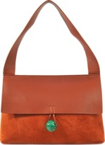 Corto Moltedo Suede Rose bag