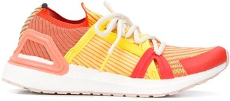 adidas by Stella McCartney Knitted Lace-Up Sneakers