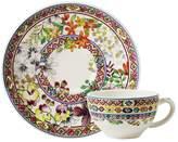 Gien Bagatelle Teacup & Saucer
