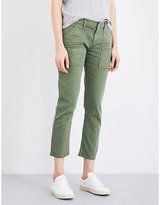 Citizens of Humanity Leah straight mid-rise jeans