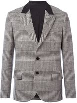 Ermanno Scervino lapel detail blazer