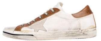 Golden Goose Private Low-Top Sneakers