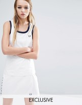 Fred Perry Archive Skinny Tank