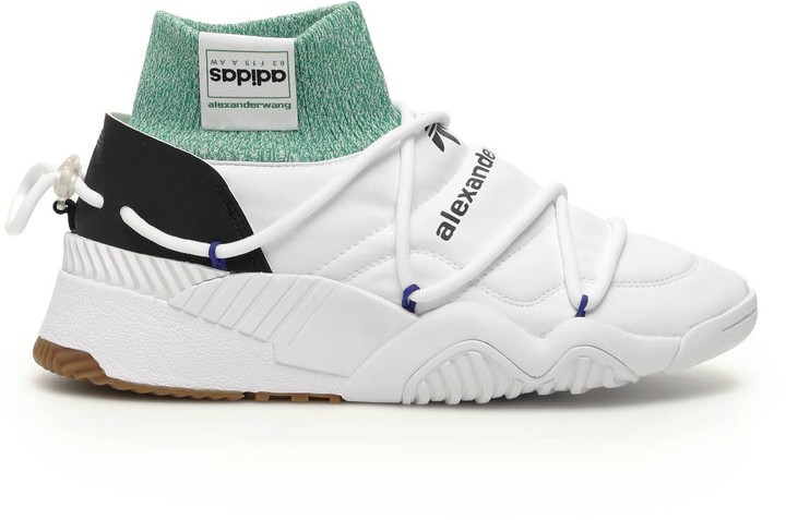 Thumbnail for your product : Adidas Originals By Alexander Wang Puff Trainers