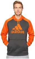 adidas Team Issues Fleece Pullover Hoodie - Applique