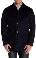 Peter Millar Madison Wool Blend Trench Coat