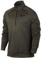 Nike Big & Tall Therma Training Quarter-Zip Pullover